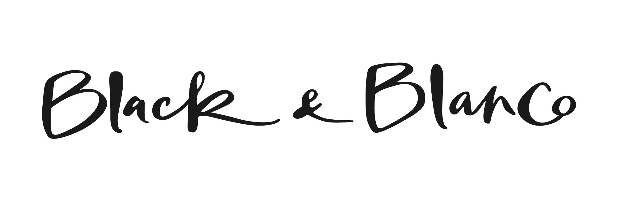 Black and Blanco